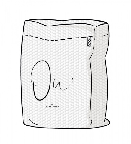 348 illustration Pocket to store your wedding lingerie