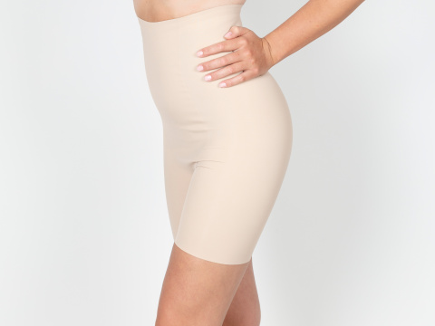421 victor skin shaping shorts high waist invisible gilsa paris worn profile