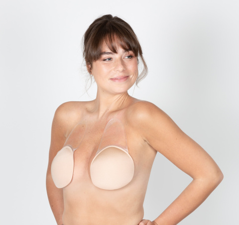 cayenne gilsa adhesive fabric nipple covers